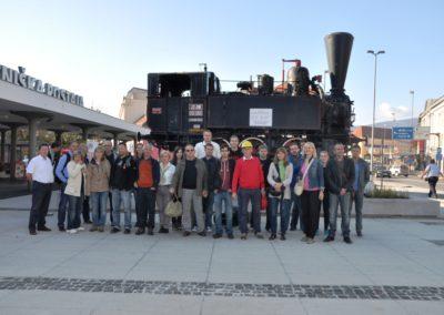 Projekti in razvoj slovenske železniške infrastrukture, 2014