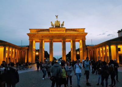 Berlin – Dresden, 2017