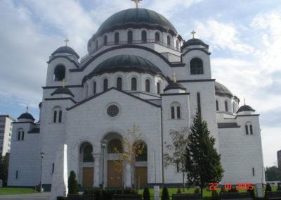 Novi Sad in Beograd, 2005